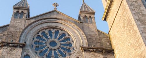 Church thief identified by Mongey CCTV System