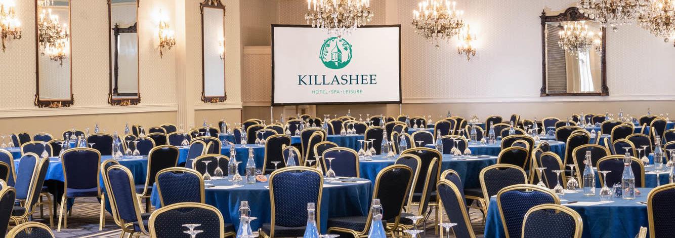 Killashee Hotel Sound System Installation