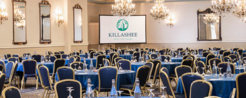 Killashee Hotel Sound System Installation